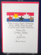 President Obama Notecard