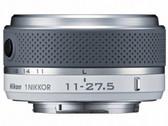 Nikon 1 Nikkor 11-27.5mm f/3.5-5.6 Lens for CX Format - White