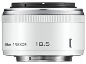 Nikon 1 Nikkor 18.5mm f/1.8 Lens for CX Format - White
