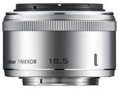 Nikon 1 Nikkor 18.5mm f/1.8 Lens for CX Format - Black