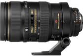 Nikon AF 80-400mm f4.5-5.6D ED VR Lens