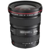 Canon EF 17-40mm f/4L USM Camera Lens