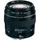 Canon EF 100mm f/2 USM Camera Lens