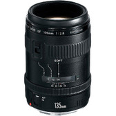 Canon EF 135mm f/2.8 Softfocus Camera Lens