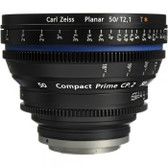 Carl Zeiss Compact Prime CP.2 50mm/T2.1 Cine Lens for Canon Mount