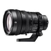 Sony FE PZ 28-135mm F4 G OSS full-frame power zoom lens