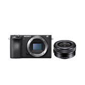Sony Alpha a6500 Mirrorless Digital Camera with 16-50mm Lens