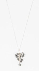 Glass Drop Necklace