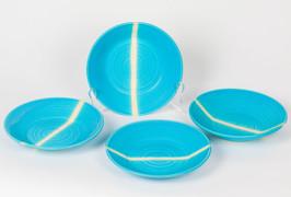 Aqua little plate
