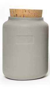Gray Canister, Large 30 oz.