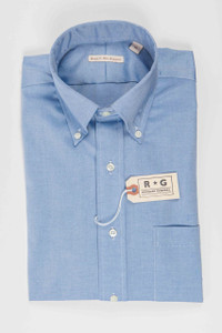 RG Blue Pinpoint Shirt