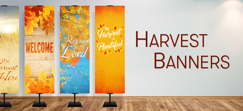 Thanksgiving Banners