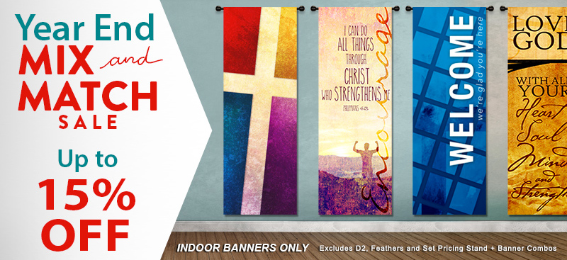 Mix and Match Banner Sale