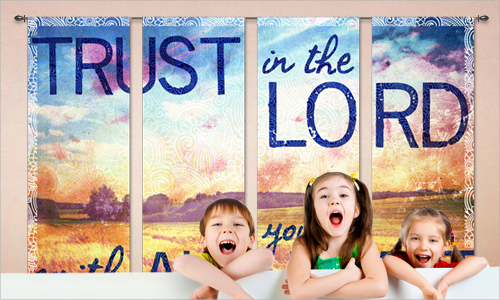 vacation Bible school banners for churches