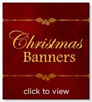 Christmas Decor Banner