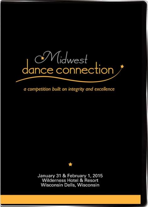 Midwest Dance Connection 2015 Build-a-disc
