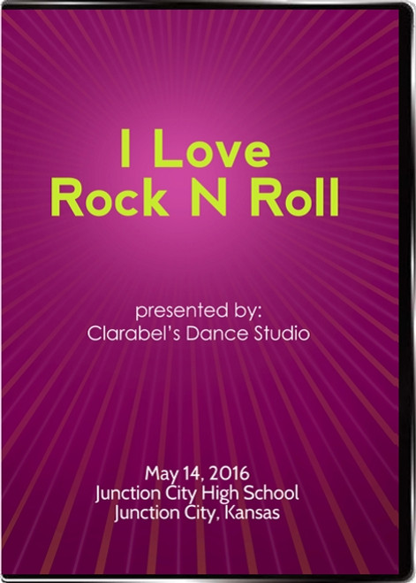 Clarabel's Dance Studio Recital 2016