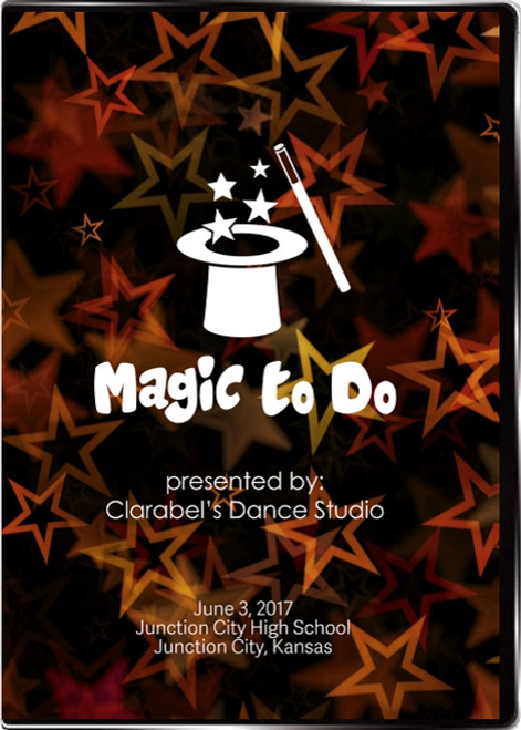 Clarabel's Dance Studio Recital 2017