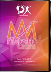 DX MAJESTIC Studio Dance Competition 2015 Build-a-disc