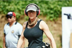 Kita Busse - 180 Firearms Training - USPSA -Style Movement Course - 2-Day Sept 8-9, 2018