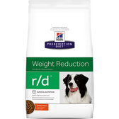 Hill's Canine r/d Chicken Flavor (27.5 lb. Dry)