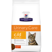 Hill's Feline c/d Multicare with Chicken Urinary Tract Health (17.6 lb. Dry)