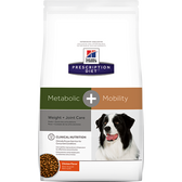 Hill's Canine Metabolic + Mobility Chicken Flavor (9.5 lb.)