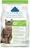 BLUE Natural GI Gastrointestinal Support Feline Dry (7 lb)