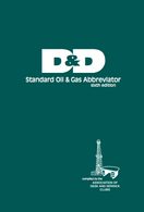 D & D Standard Oil & Gas Abbreviator, 6th Edition