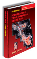 Intrepretation of Three-Dimensional Seismic Data, Sixth Edition