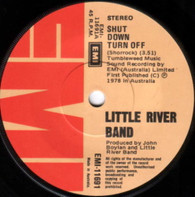 LITTLE RIVER BAND  -   Shut down turn off/ Days on the road (G83300/7s)