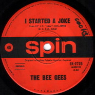BEE GEES  -   I started a joke/ Kilburn towers (7239/7s)