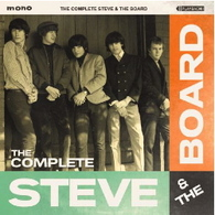 STEVE & THE BOARD - THE COMPLETE STEVE & THE BOARD    (CD25174/CD)