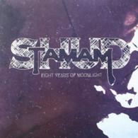 TAMAM SHUD - EIGHT YEARS OF MOONLIGHT    (LP5470/LP)