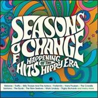 VARIOUS - SEASONS OF CHANGE : HAPPENING HITS OF THE HIPPY ERA (3CD)    (CD25183/CD)