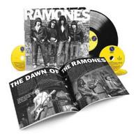 RAMONES  - RAMONES (40TH ANNIVERSARY DELUXE 3CD+LP SET)    (CD25204/CD)