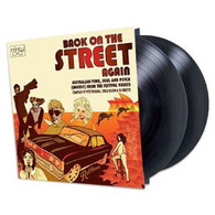 VARIOUS - BACK ON THE STREET AGAIN : AUSTRALIAN FUNK, SOUL & PSYCH (MOSTLY) FROM THE FESTIVAL VAULTS (VINYL 2LP)    (LP5502/LP)