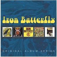 IRON BUTTERFLY - ORIGINAL ALBUM SERIES    (CD25257/CD)