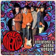 AVENGERS (NZ) - EVERYONE'S GONNA WONDER : COMPLETE SINGLES...PLUS    (CD25260/CD)