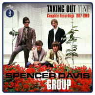 SPENCER DAVIS GROUP - TAKING TIME OUT : COMPLETE RECORDINGS 1967-1969 (3CD)    (CD25170/CD)