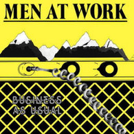 MEN AT WORK - BUSINESS AS USUAL (REMASTERED) (GOLD SERIES)    (CD25210/CD)
