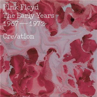 PINK FLOYD - CRE/ATION: PINK FLOYD THE EARLY YEARS 1967-1972 (2CD)    (CD25290/CD)