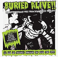 VARIOUS - BURIED ALIVE! DEMENTED TEENAGE FUZZ FROM DOWN UNDER 1965-1979 (6CD BOXSET + BOOK)    (CD25302/CD)