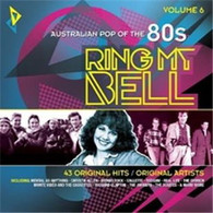 VARIOUS - RING ME BELL : AUSTRALIAN POP OF THE 80S VOLUME 6    (CD25519/CD)