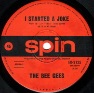 BEE GEES  -   I started a joke/ Kilburn towers (G7851/7s)