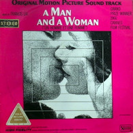 SOUNDTRACK  -  A MAN AND A WOMAN  (85747/LP)