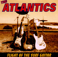 ATLANTICS - FLIGHT OF THE SURF GUITAR    (CD5743/CD)