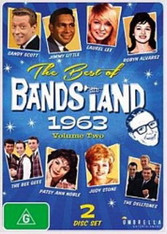 VARIOUS - BEST OF BANDSTAND VOLUME 2 : 1963 (2DVD)    (DVD2478/DVD)