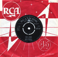 PRESLEY,ELVIS  -   Never ending/ Such a night (G145369/7s)