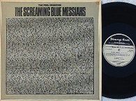 SCREAMING BLUE MESSIAHS  -  THE PEEL SESSIONS Good & gone/ Someone to talk to/ Tracking the dog/ Let's go down to the woods & pray (51474/12s)